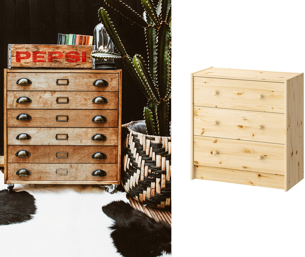 Simple Modern 8 Drawer Dresser Diy Furniture