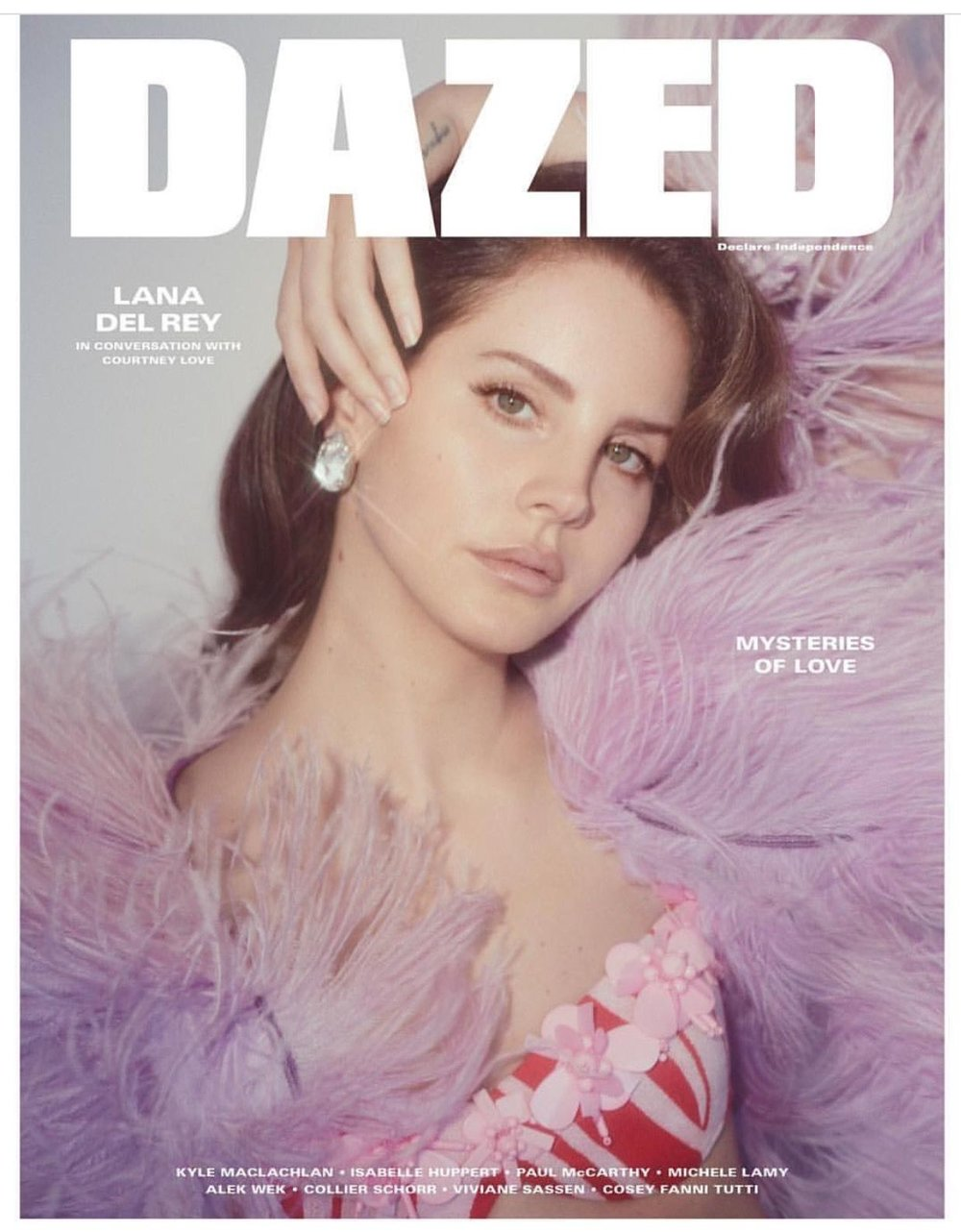 Dazed & Confused Magazine - Spring/Summer 2017