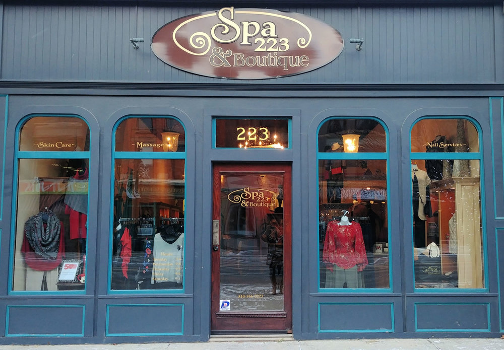 Beautiful Day Spa located in Downtown Port Huron - Visit us on line