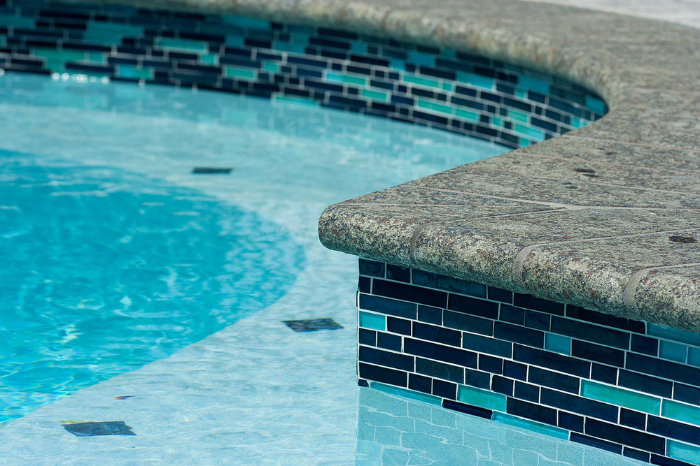 New Jersey pool tile renovation