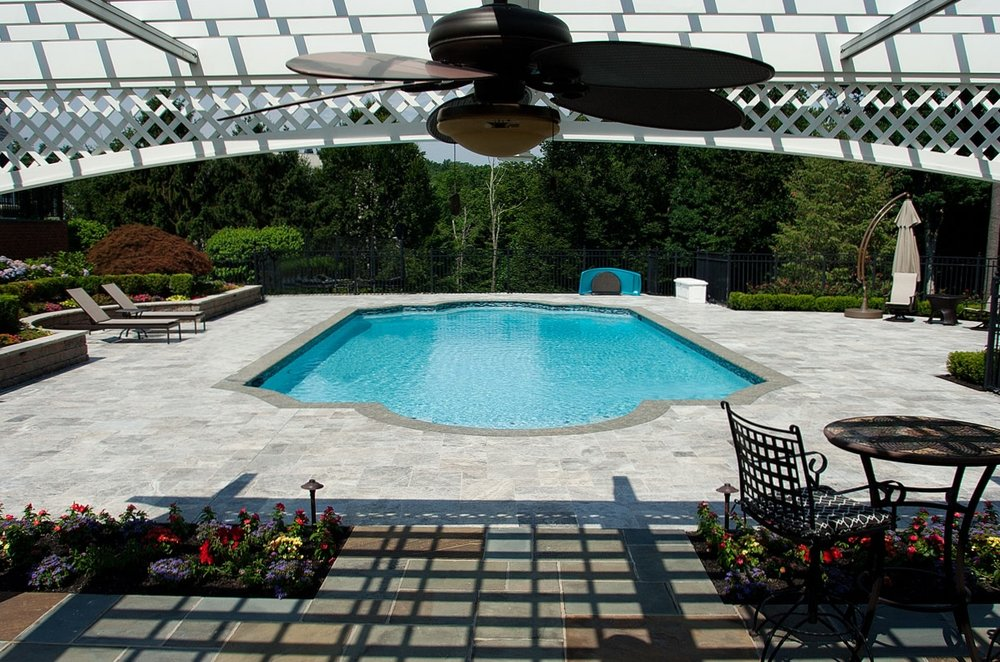New Jersey pool clean and serviced