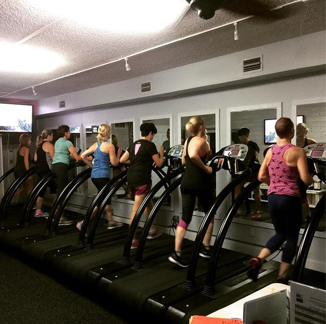 Outstanding Monday morning workout!#mondayworkout #treadmillworkout #cocoabeach