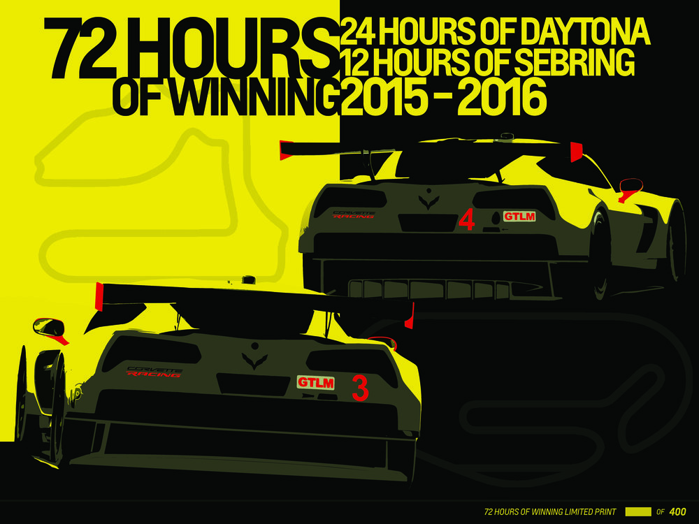 Corvette Racing - 72 Hours of Winning