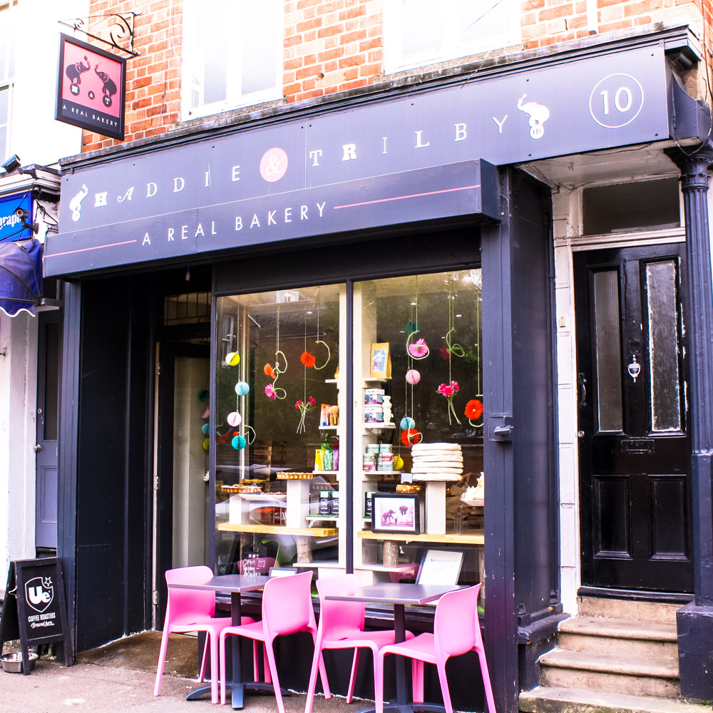Haddie and Trilby located at 10 Regent St, Leamington Spa CV32 5HQ