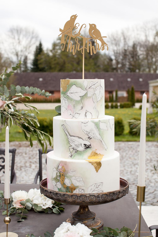 Jacintha Tattermusch Zuckerglück Hochzeitstorte
