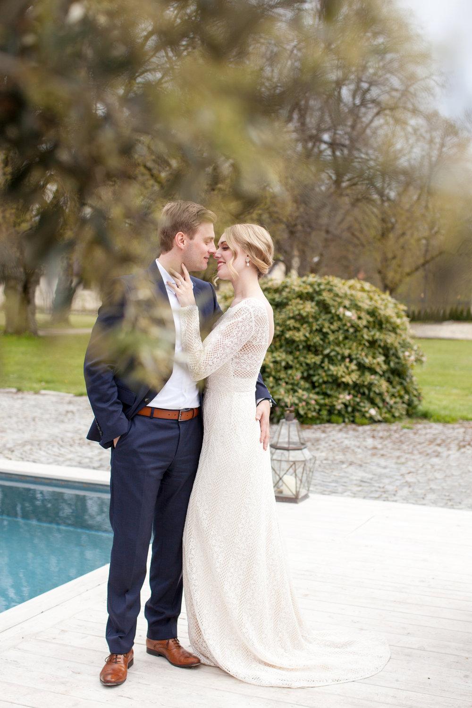 Hochzeitspaar liebe