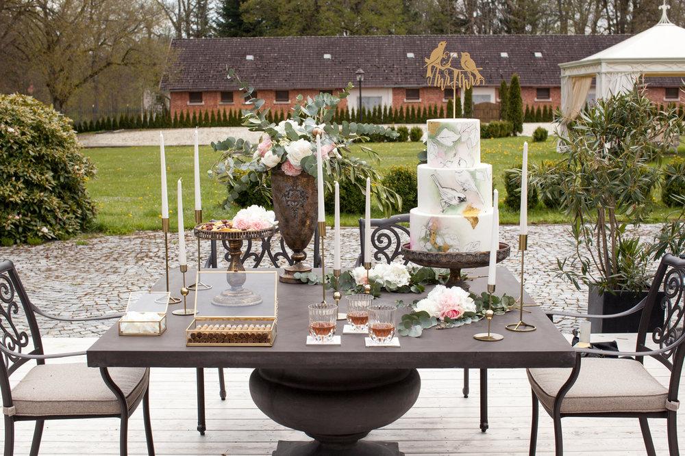 Hochzeitsfeier outdoor marthawedding