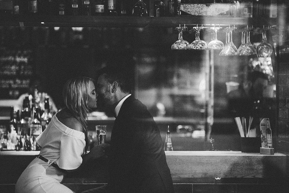 romantisches Verlobungsshooting