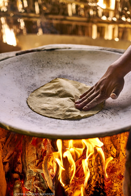Handmade tortilla