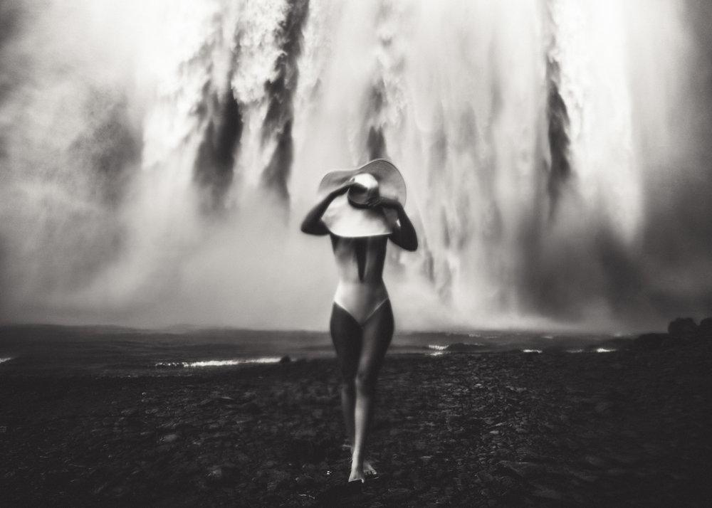 Bathing In Strange Places II