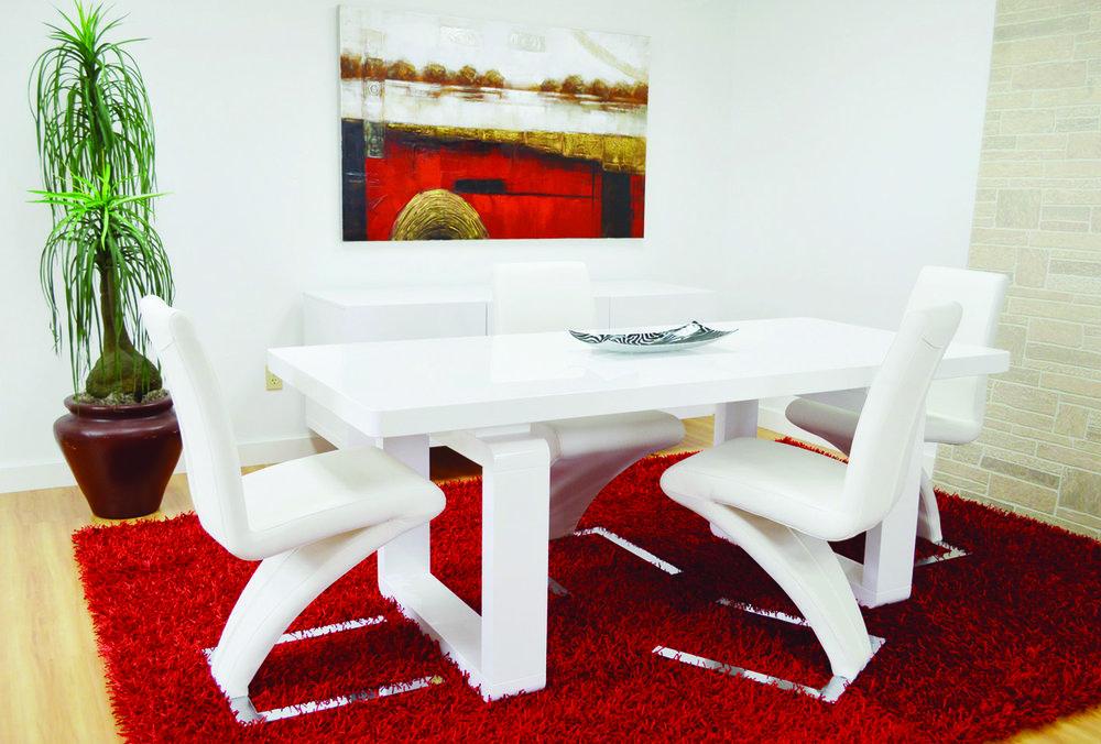 5pc Dining Set Decodesign Furniture Furniture Store
