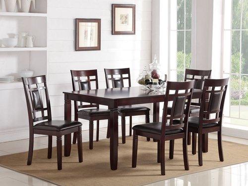 7Pc Dining Set — DecoDesign Furniture | Furniture Store | Miami Fl ...