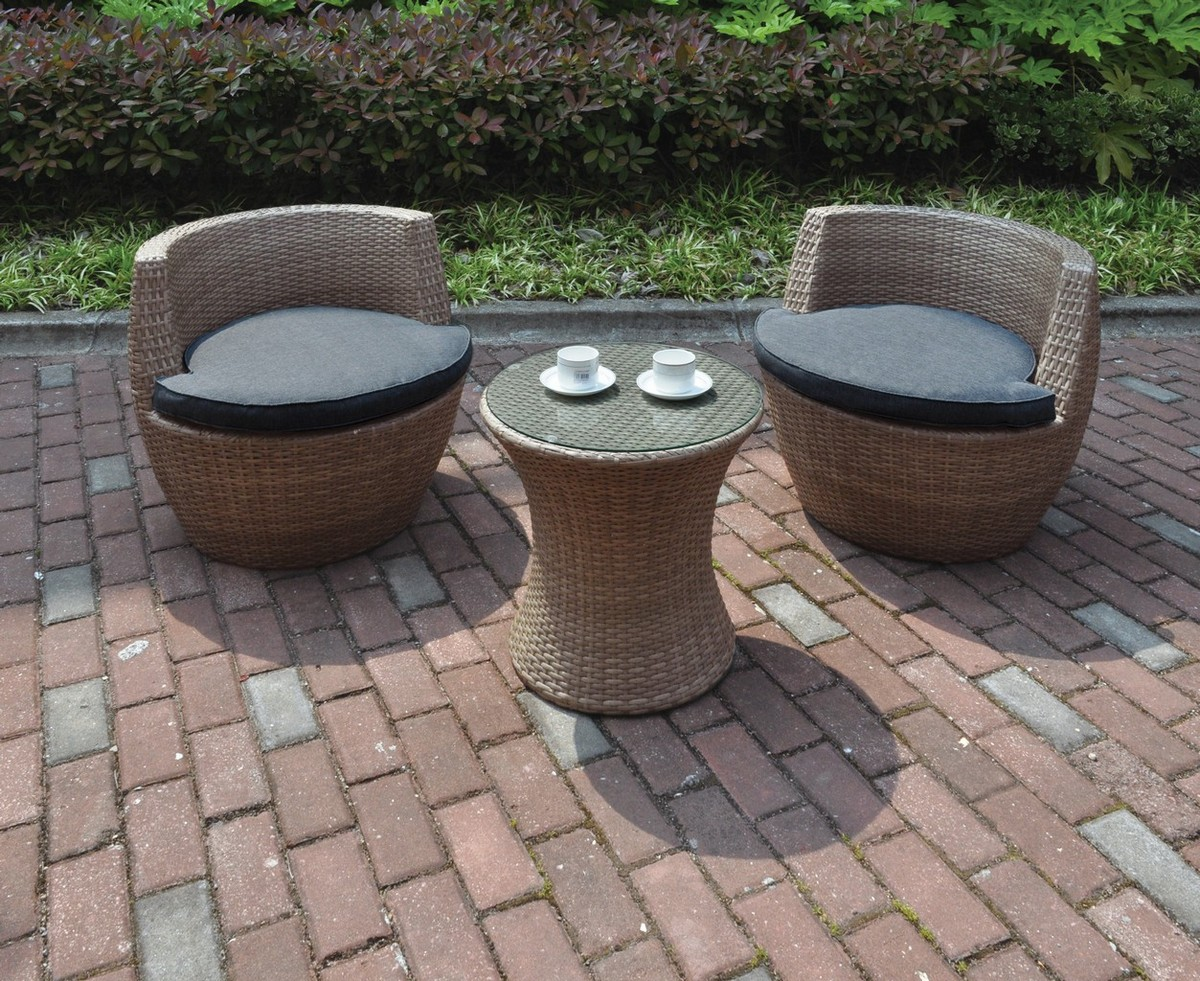 3Pc Patio Set