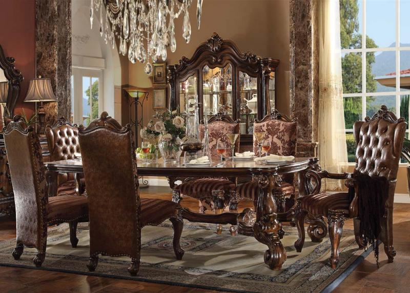 Versailles Collection Traditional Dining Set ...