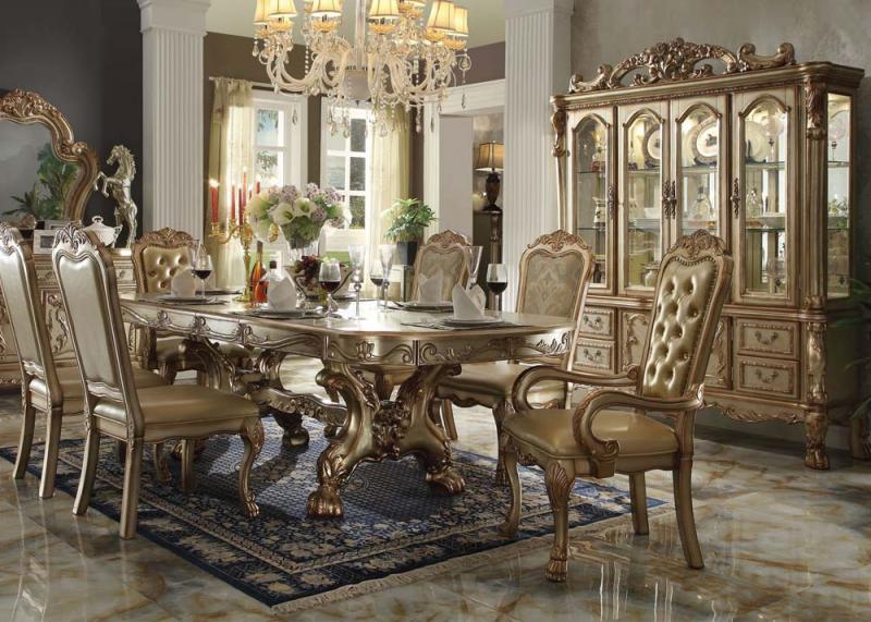 Traditional Dining Set ...