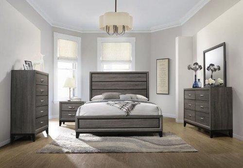 Transitional Style Bedroom Set Decodesign Furniture Furniture