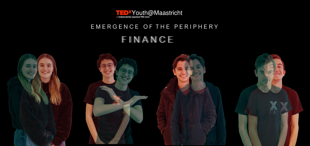 The 2018 TEDxYouth@Maastricht Finance Team