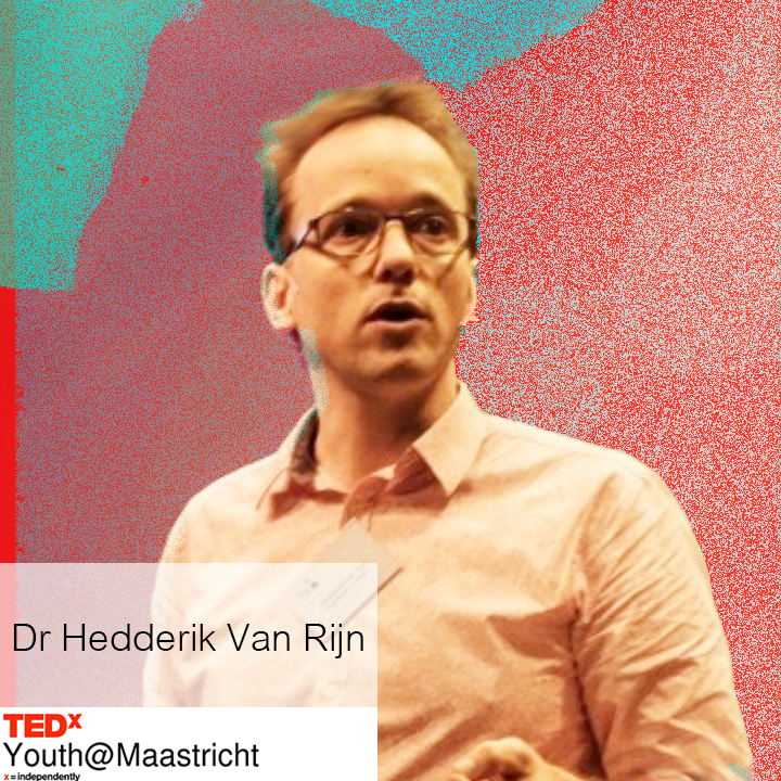 Dr Hedderik Van Rijn - Dr Hedderik Van Rijn is a Professor at the University of Groningen with an expertise in cognitive science, neuroscience, and the perception of time. He has also held other positions such as: Editor-in-chief of Timing & Time Perception, a member of the Steering Committee of the International Conference on Cognitive Modeling, and a part of the Admission Committee Human-Machine Communication Master and Chair Admission Committee Behavioral and Cognitive Neurosciences Research.