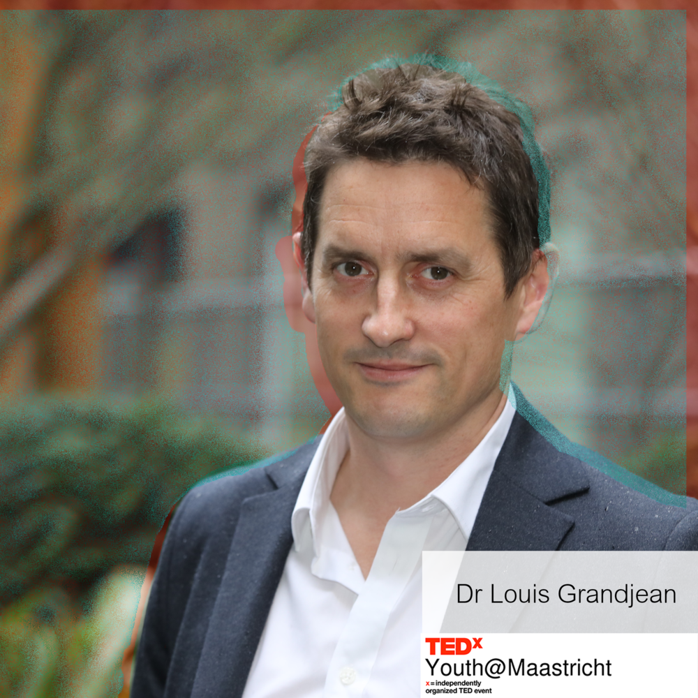 Dr Louis Grandjean - Dr Louis Grandjean has led a groundbreaking PhD research project about the control of infectious diseases on behalf of Imperial College London in Peru and is now a paediatric consultant at the Great Ormond Street Hospital. Dr. Louis Gradnejan has definitely been expanding our scientific and medical peripheries.
