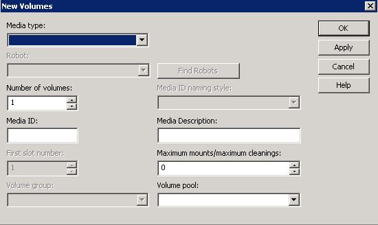 How To Import Tapes In Netbackup 7 My Blog