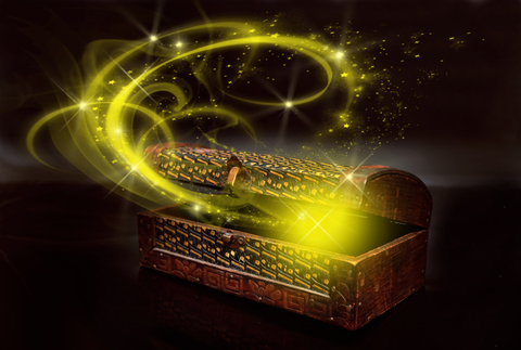 © Ruletkka Dreamstime.com Magic Box Photo