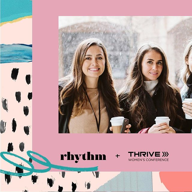 Such a fun first day at #thrivewomen 🥰⭐️🎉 can't wait to see what tomorrow holds!