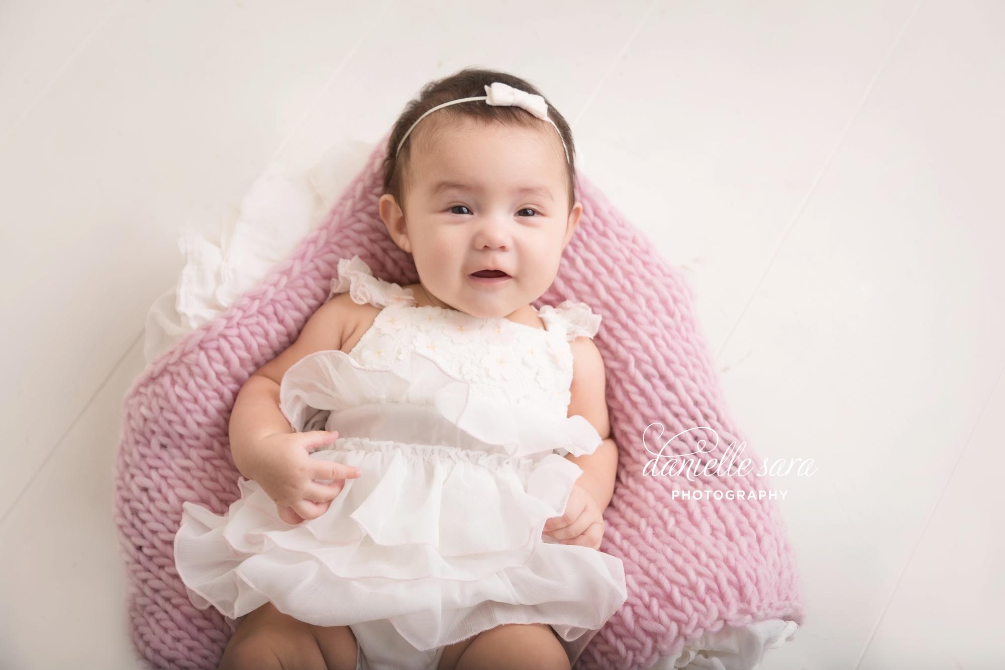 Baby portrait session babyportraits