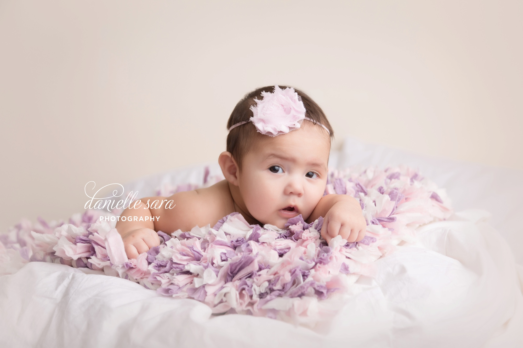 girl baby portraits rockville maryland