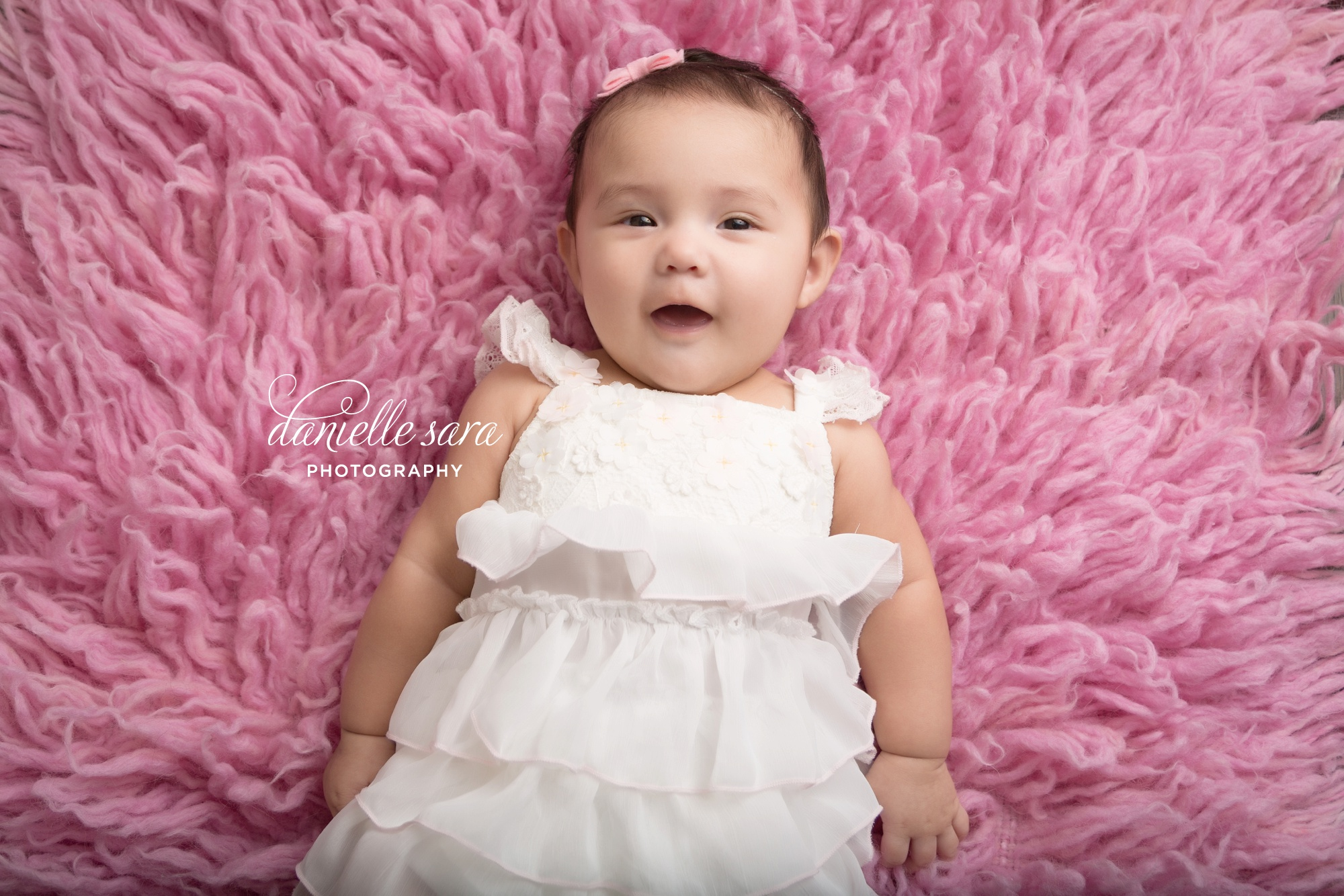 studio baby portraits