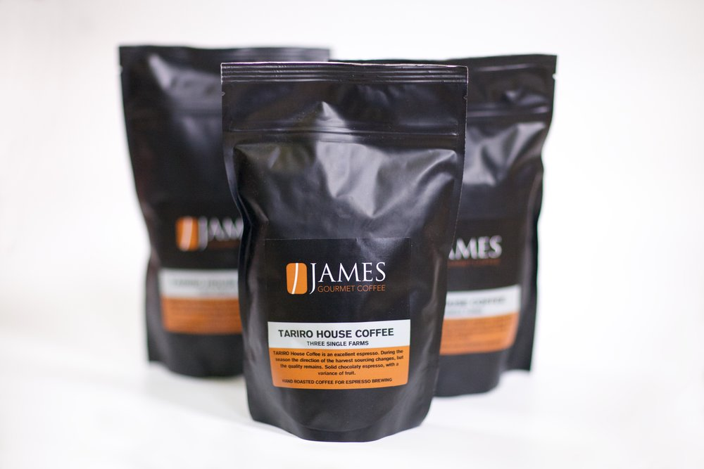 James Gourmet Coffee