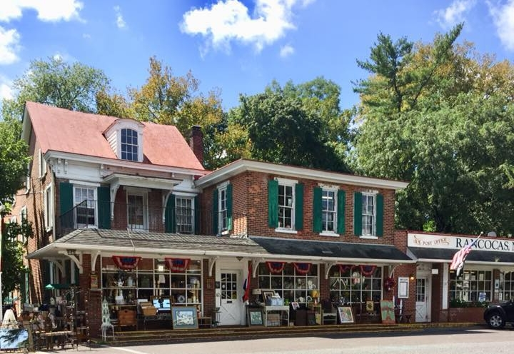 LOLA's Menagerie is attached to the Rancocas, NJ Post Office, on Main Street across from the Friends School.