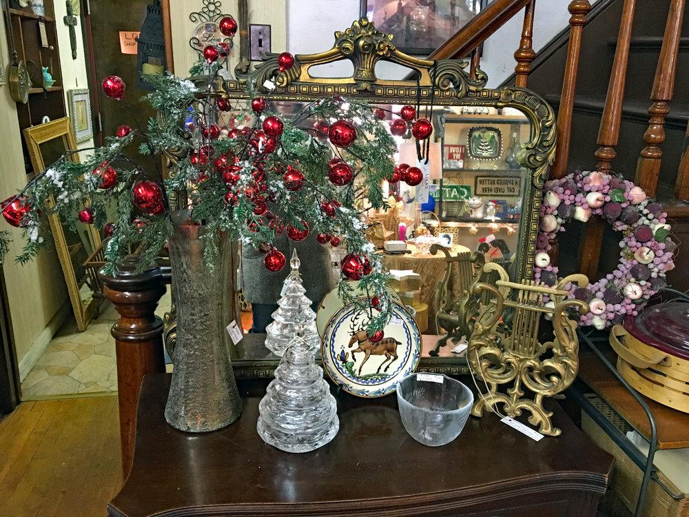 Year-Round Christmas Corner