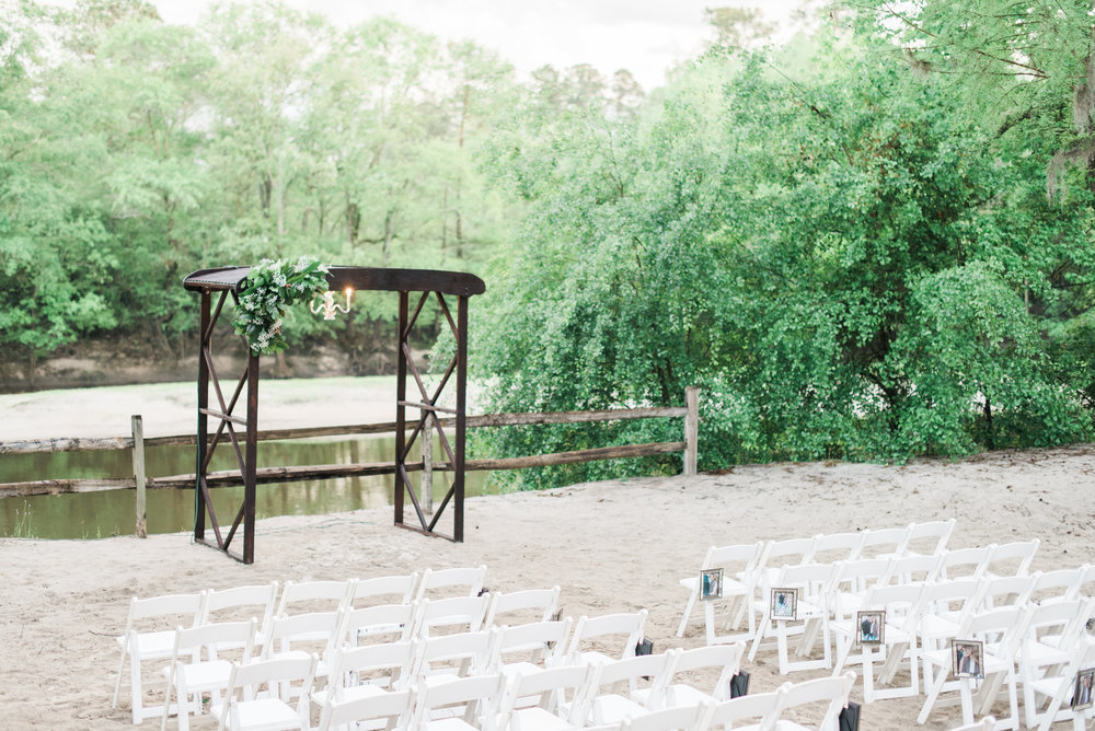 Rustic Chic Wedding at The River Lodge