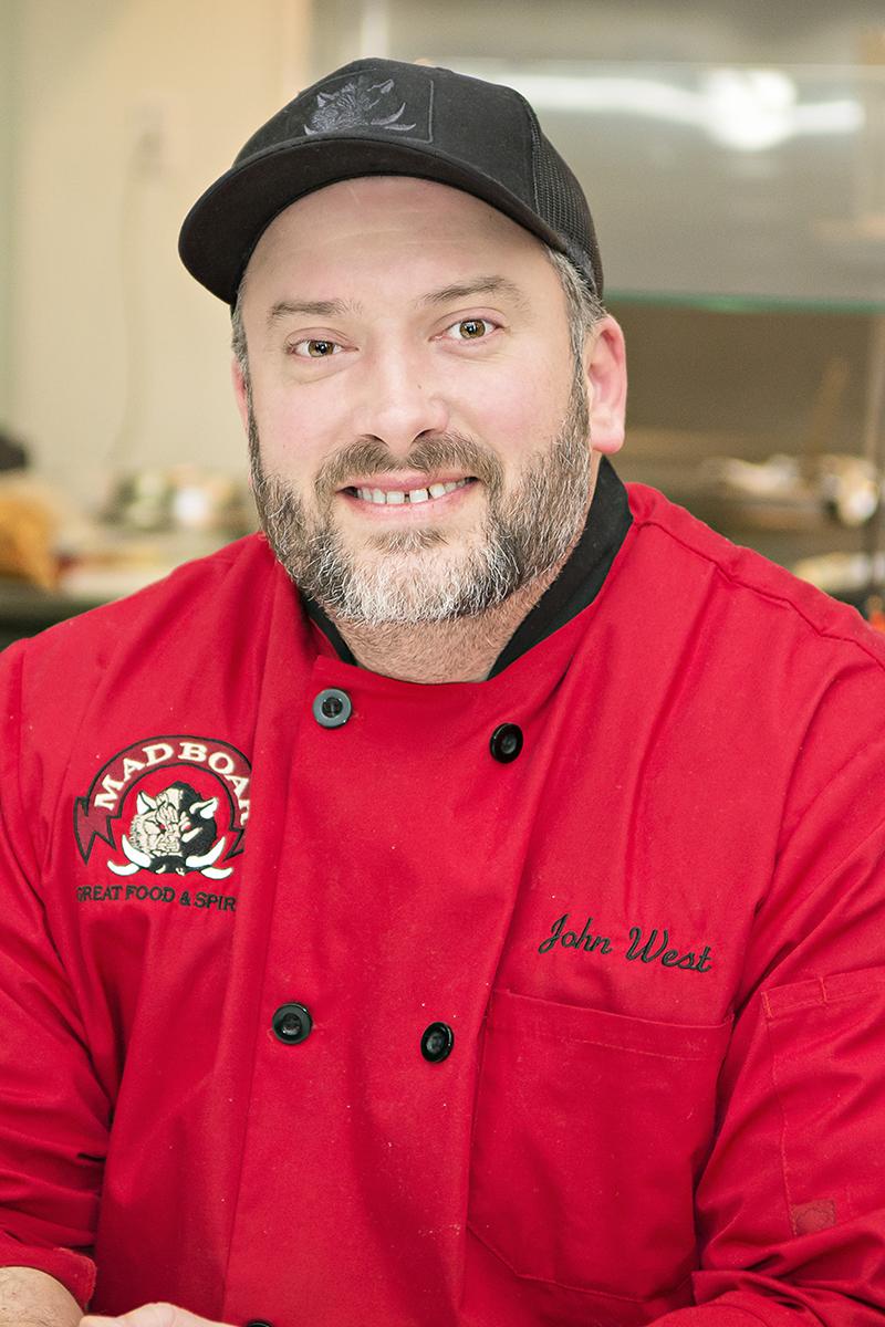 John West - Executive Chef