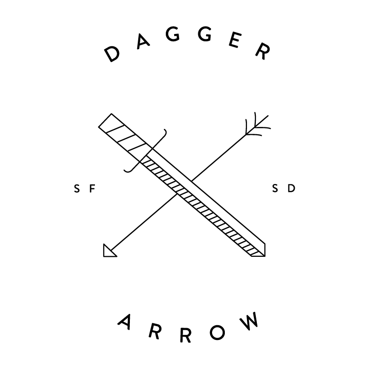 Dagger & Arrow
