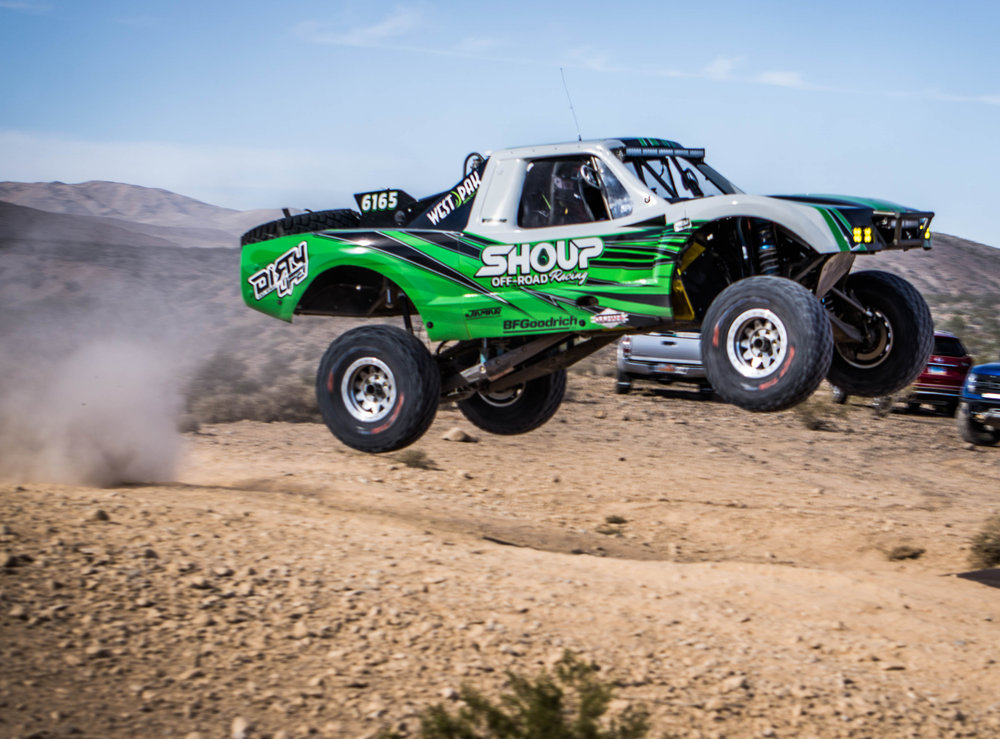TEAM SHOUP OFF ROAD RACING