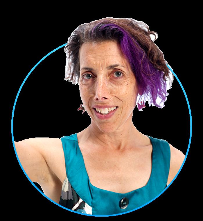Judy Lieff - Creative Producer