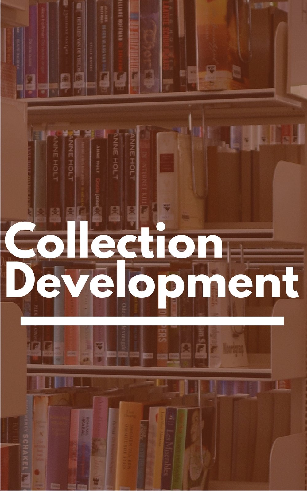 Collection Development - Glen Rock Public Library - NJ