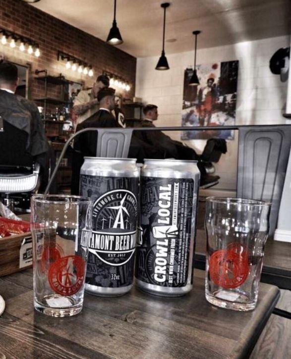 Altamont beer works  Cheers on Us!