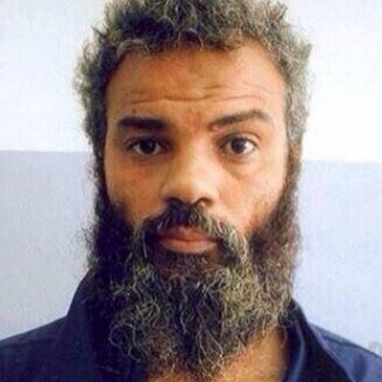 Ahmed Abu Khatallah, seen in this mugshot.