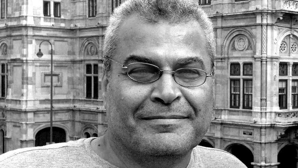 Khalid El-Masri, seen in a photograph from 2015. (Via ACLU)