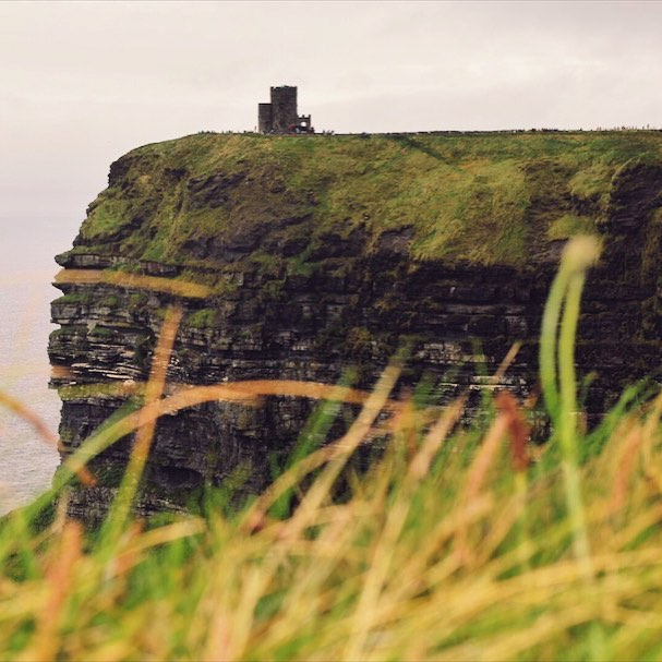 """Love is never defeated, and I could add, the history of Ireland proves it."" - Pope John Paul II  #ireland #cliffsofmoher #stunningviews #beautifuldestinations #travel #travelphotography #travelblogger #familytravel"