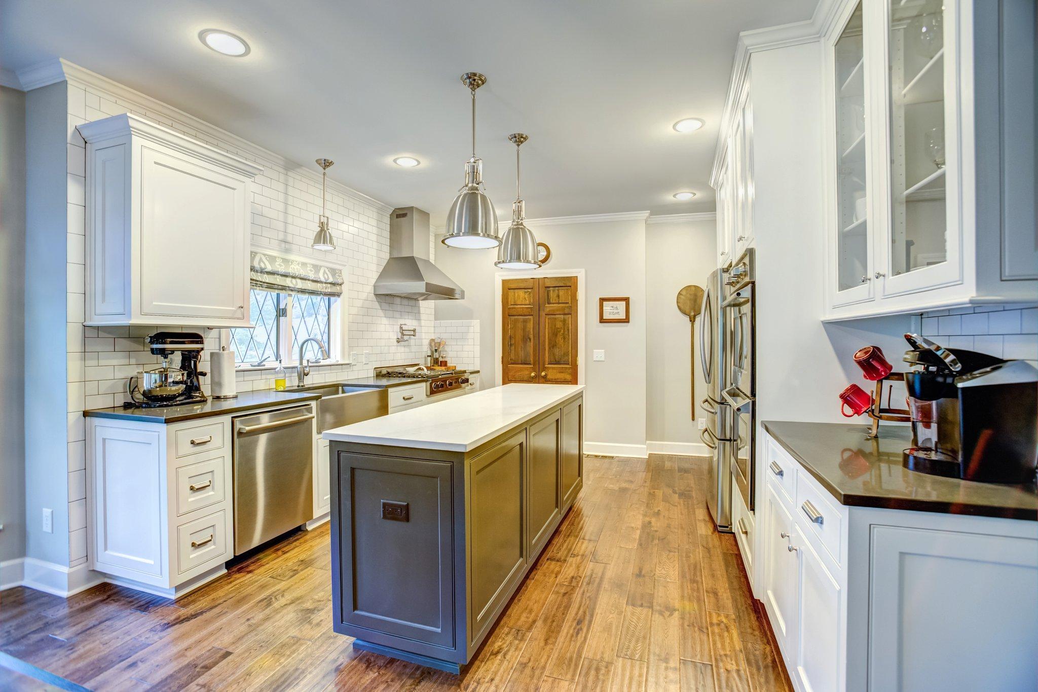case design & remodeling - birmingham kitchen remodel — 205 photography