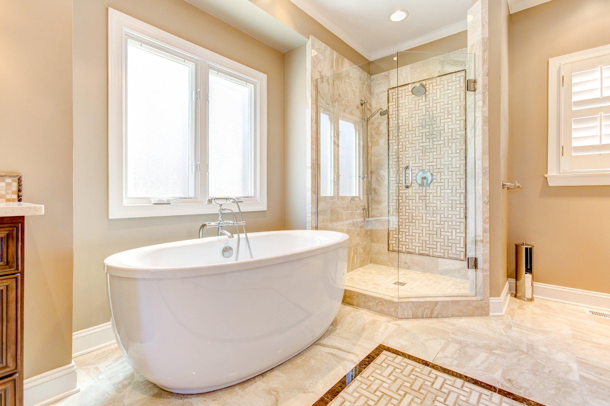 Case Design - Birmingham Bathroom Renovation — 205 Photography