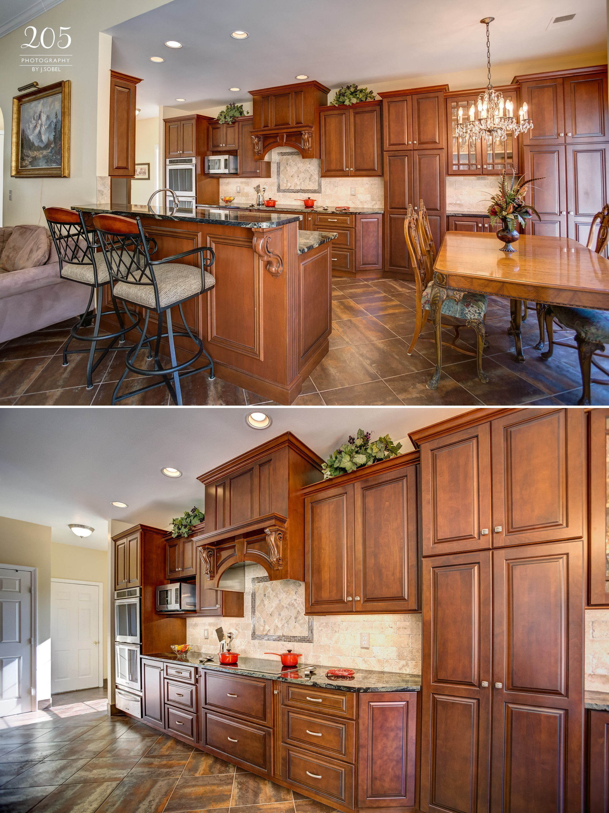 Counter Dimensions - Kitchen Remodel in Chelsea, AL — 205 Photography