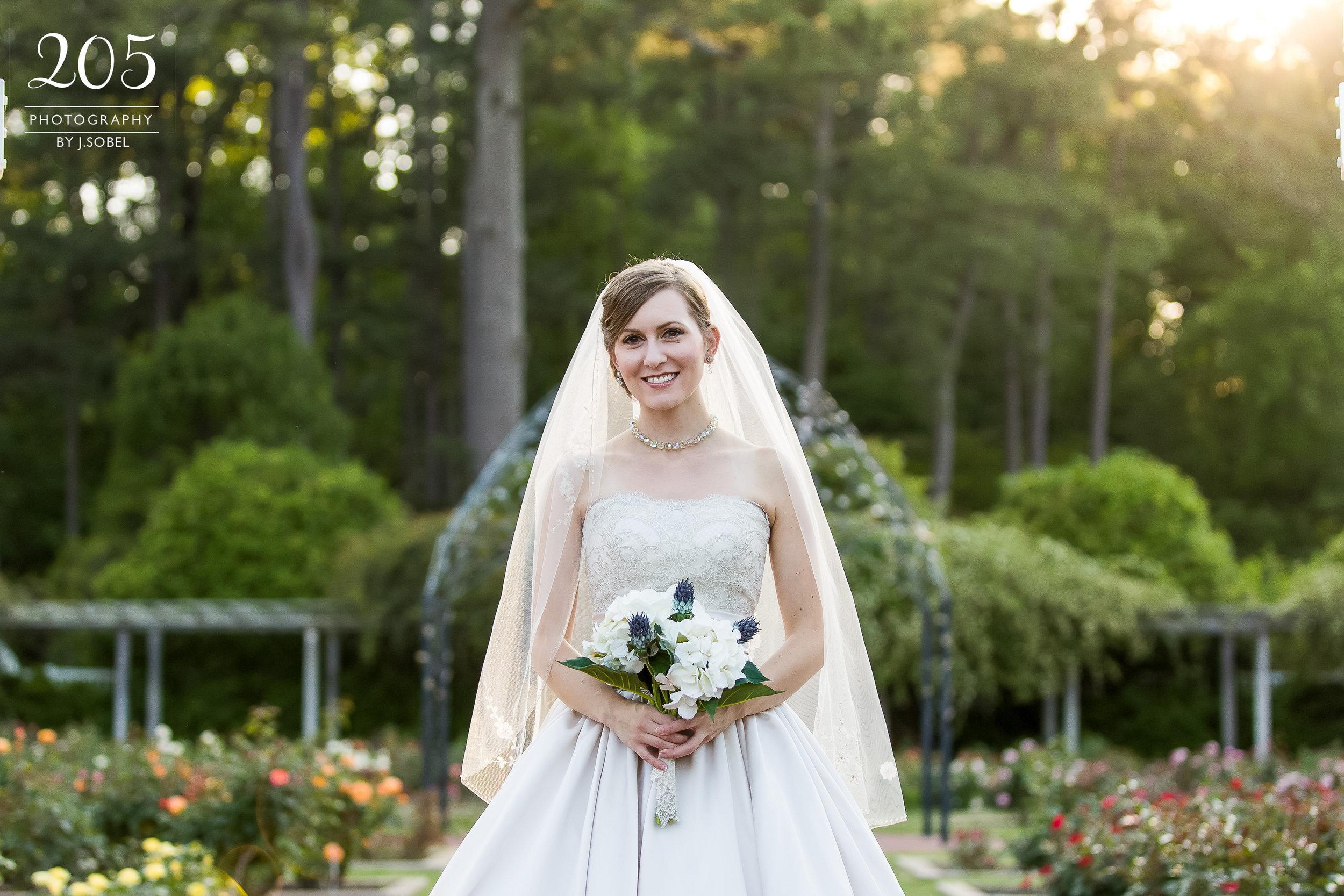 Cassidy - Birmingham Bridal Session — 205 Photography