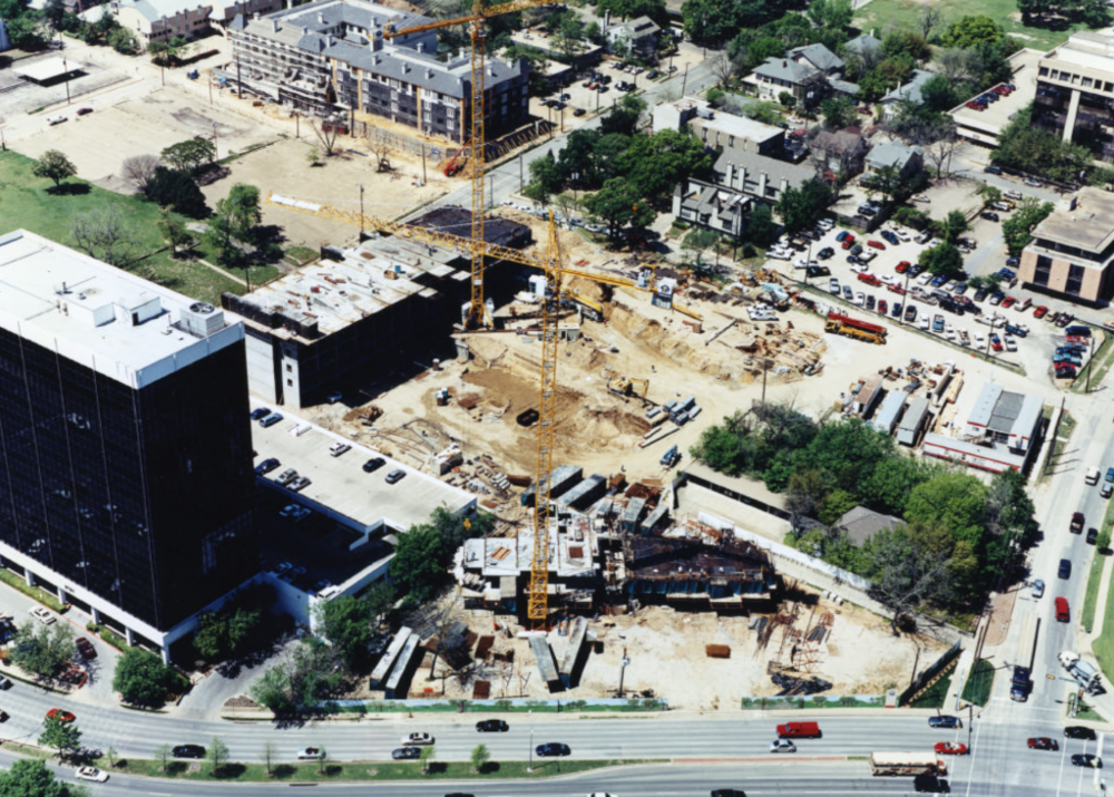 Construction, April 6, 1999