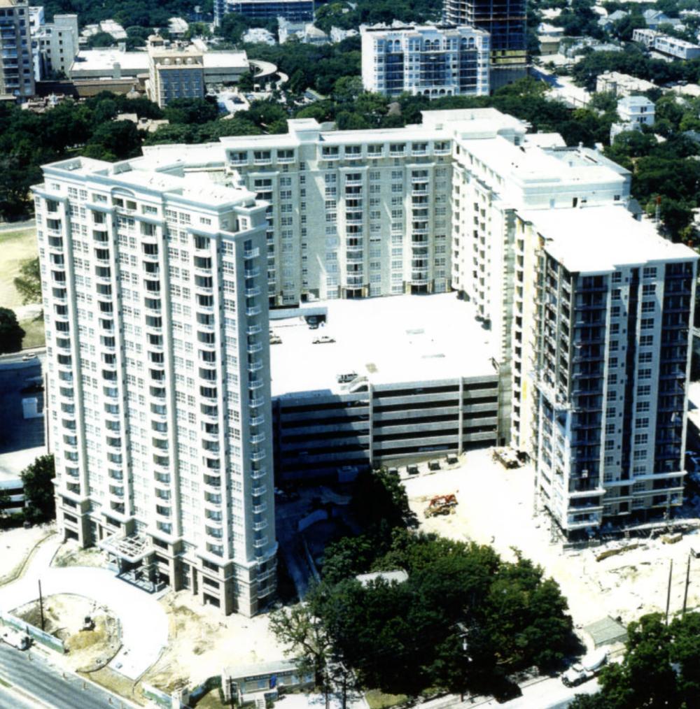 Construction, Spring, 2000
