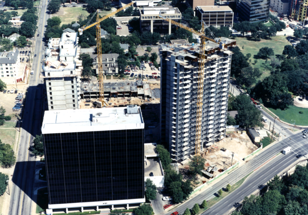 Construction, July, 1999