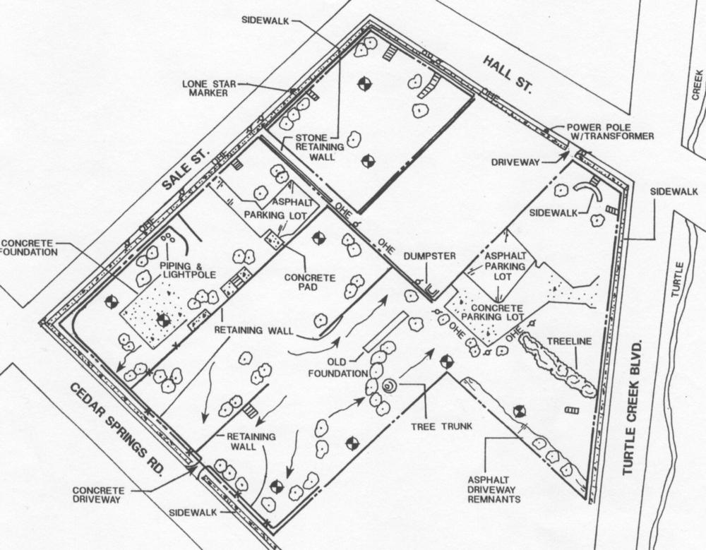 Site survey, 1997